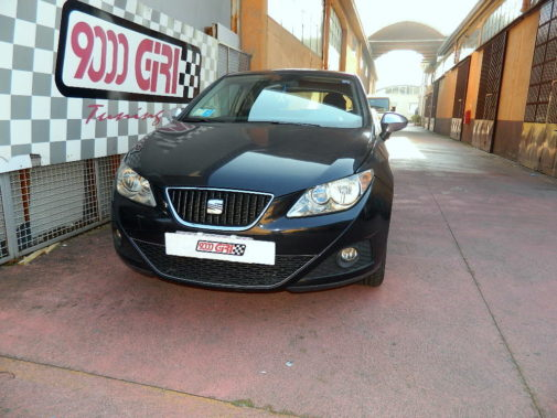 Seat Ibiza 1.9 tdi powered by 9000 Giri