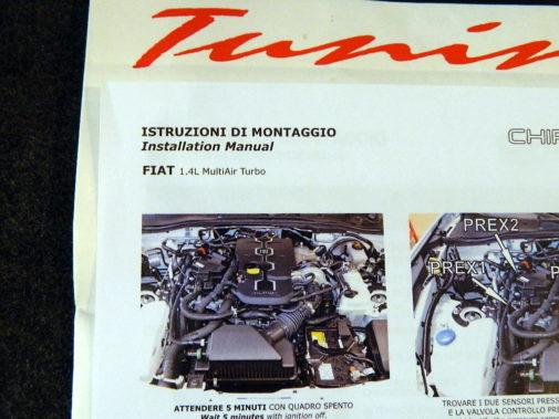 Fiat 124 Spider 1.4 Multiair powered by 9000 Giri