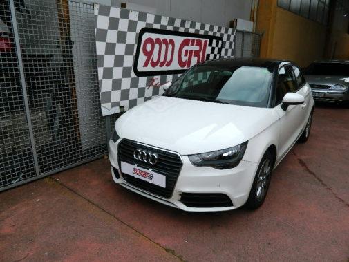 Audi 1.4 tfsi powered by 9000 Giri