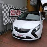 "Elaborazione Opel Zafira Tourer 1.4 Turbo ""Calimero"""