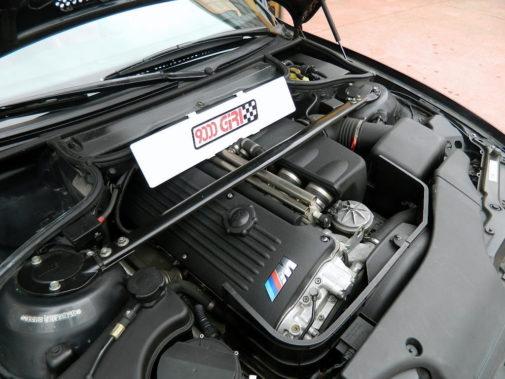 Bmw M3 cabrio e46 powered by 9000 Giri