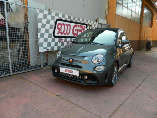 Fiat 500 Abarth 595 Competizione powered by 9000 Gir