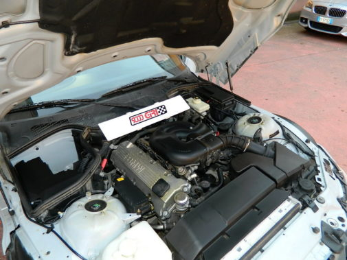 Bmw Z3 1.8 powered by 9000 Giri