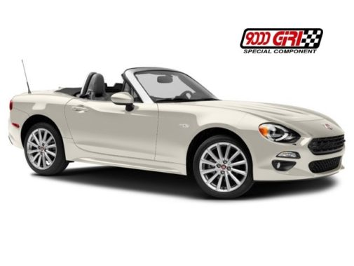 Fiat 124 Spider 1.4 Multiair powered by 9000 Giri