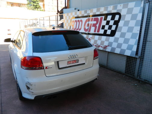 Audi S3 2.0 Tfsi Quattro powered by 9000 Giri