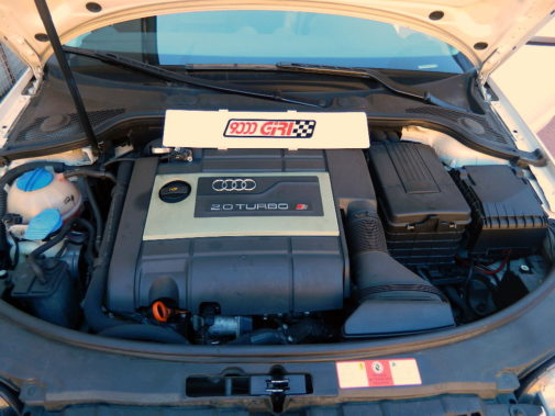 Audi S3 2.0 Tfsi Quattro powered by 9000 Giri