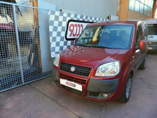 Fiat Doblò 1.9 jtd powered by 9000 Giri