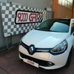 """Elaborazione Renault Clio Sporter 1.5 Dci """"Volturno"""""""