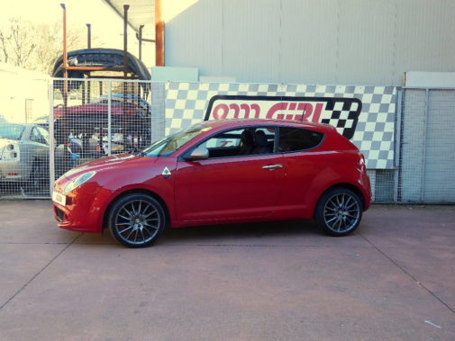 Alfa Romeo Mito 1.4 78cv powered by 9000 Giri
