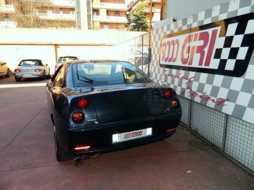 Fiat Coupè 20v powered by 9000 Giri