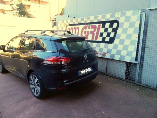 Renault Clio 1.5 dci Grandtour powered by 9000 Giri