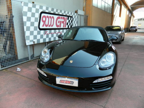 Porsche Boxter S 3.4 powered by 9000 Giri