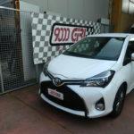 """Elaborazione Toyota Yaris D4-D 1.4 """"Piazza Grande"""""""