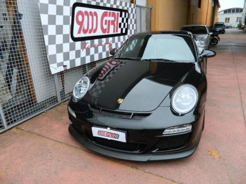 Porsche 997 Gt3 Rs 3.8 Cup powered by 9000 Giri