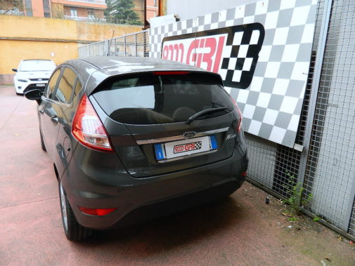 Ford Fiesta 1.5 tdci powered by 9000 Giri