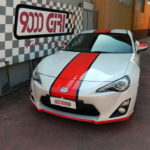 "Toyota Gt 86 ""Live freedom"""