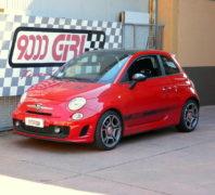 """Fiat 500 Abarth 595 """"Lo scorpione velenoso"""""""