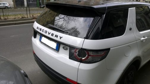 Land Rover Discovery Sport 2.0 Td4 powered by 9000 Giri