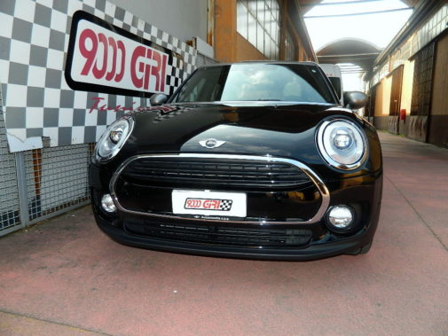 Mini Clubman Cooper D powered by 9000 Giri