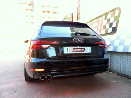 Audi A4 3.0 tdi Quattro powered by 9000 Giri