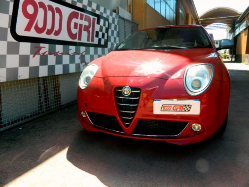 Alfa Mito 1.3 Mjet powered by 9000 Giri
