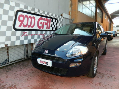 Fiat Grande Punto 1.2 powered by 9000 Giri