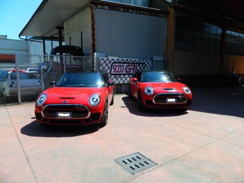 Mini Cooper S 1.6 Jcw Clubman all 4 powered by 9000 Giri