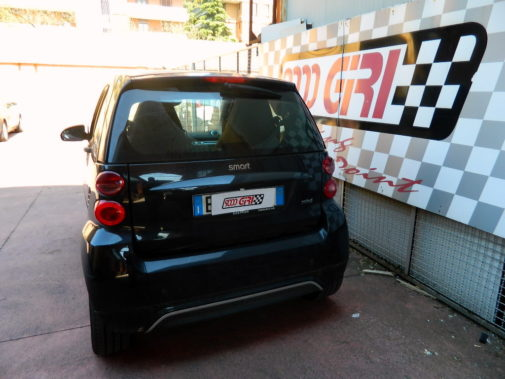 Smart Fortwo 1.0 powered by 9000 Giri