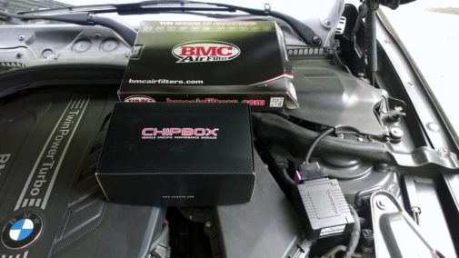 Bmw 420d powered by 9000 Giri