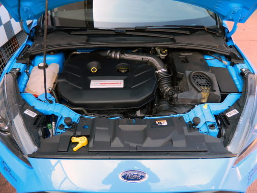 Ford Focus Rs 2.3 Ecoboost powered by 9000 Giri