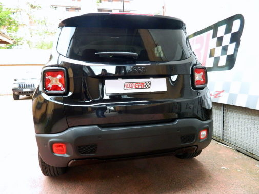 Jeep Renegade 1.6 Mjet powered by 9000 Giri