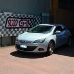 """Elaborazione Opel Astra Gtc 2.0 Tdi """"Tamburo battente"""""""