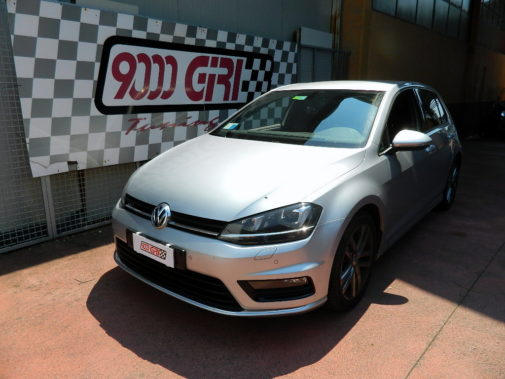Vw Golf VII 1.4 Tsi powered by 9000 Giri