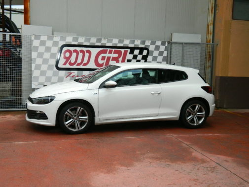 Vw Scirocco 1.4 Tsi powered by 9000 Giri