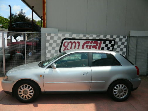 Audi A3 1.8 T powered by 9000 Giri