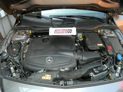 Mercedes classe A 180 Cdi powered by 9000 Giri