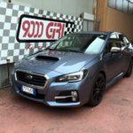 """Elaborazione Subaru Levorg 1.6 Turbo """"La marcia su Roma"""""""
