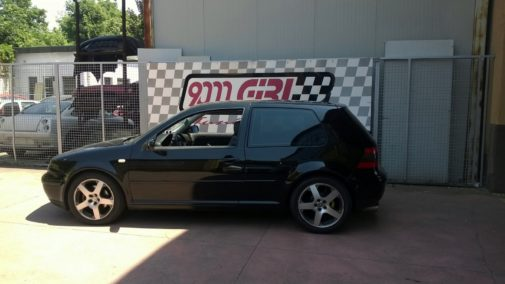 Vw Golf IV Gti powered by 9000 Giri