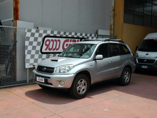 Toyota Rav 4 d4d powered by 9000 Giri