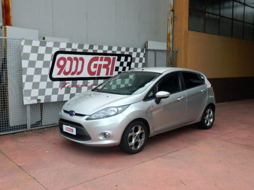 Ford Fiesta 1.4 Tdci powered by 9000 Giri
