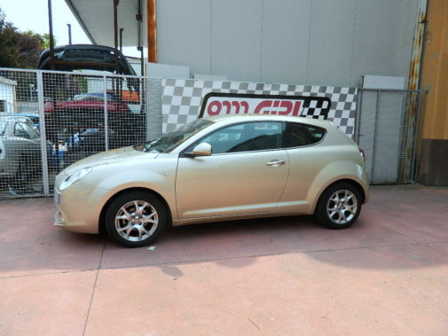 Alfa Mito 1.4 16v powered by 9000 Giri