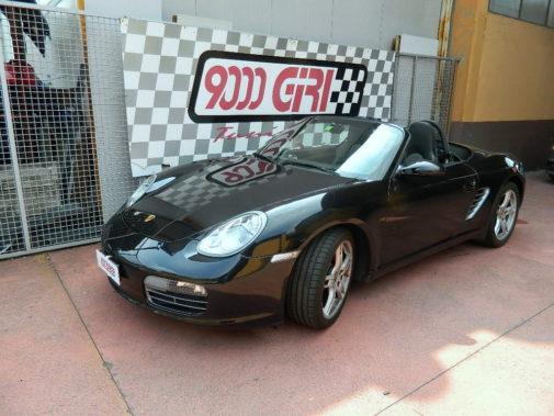 Porsche Boxter 2,7 987 powered by 9000 Giri