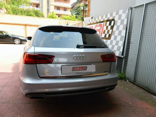 Audi A6 3.0 Tdi Avant powered by 9000 Giri