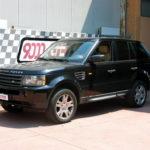 "Elaborazione Range Rover Sport 2.7 tdi ""Er pupone"""