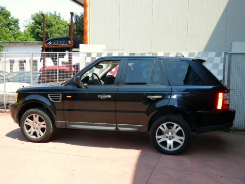 Range Rover Sport 2.7 Hdi powered by 9000 Giri
