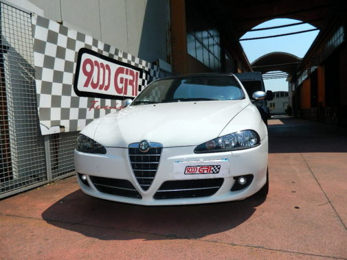 Alfa 147 1.6 16v powered by 9000 Giri