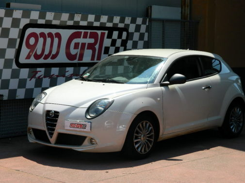 Alfa Romeo Mito 1.3 Mjet powered by 9000 Giri