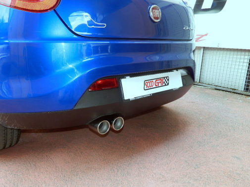 Fiat Bravo 1.4 Mjet powered by 9000 Giri