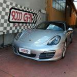 "Elaborazione Porsche Boxter 2.7 ""Wallygator"""