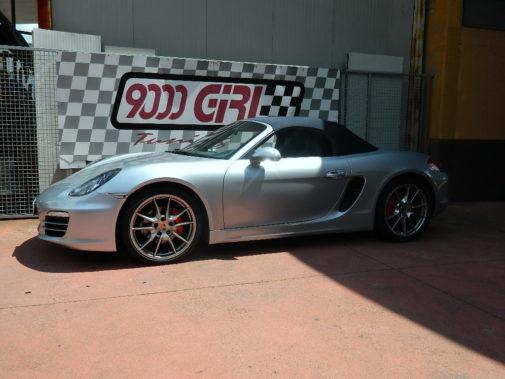 Porsche Boxter 2.7 powered by 9000 Giri